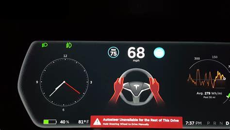 auto pežot tesla autopilot v8 0 what happens when you ignore