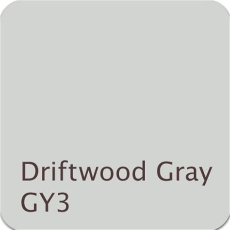 color driftwood gray gy3 color gray color family grays colors