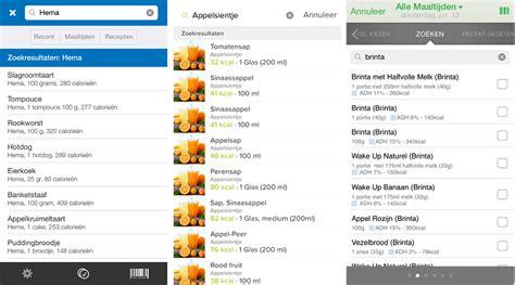 Bijhouden wat je eet: 4 eetregistratie-apps vergeleken - diëtheek