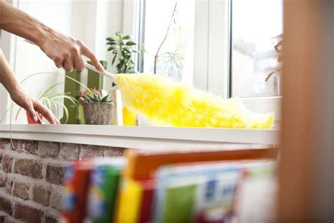 Housekeeping Tips  Dusting Advice