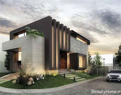 نمای ساختمان های مدرن و امروزی با طراحی بسیار زیبا