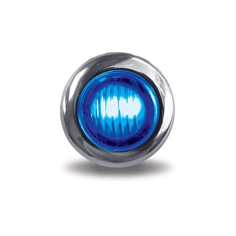 amber marker  blue auxiliary led light  diodes