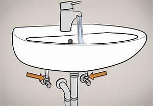 Dichtung Unter Waschbecken : mischbatterie wechseln und anschlie en obi ratgeber ~ Watch28wear.com Haus und Dekorationen