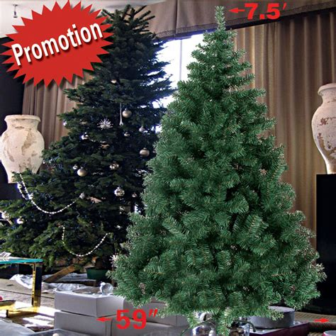christmas tree stands real trees artificial tree 5 7 5ft spruce metal stand folding realistic pine ebay