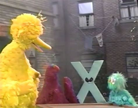 sesame letter x the x files muppet wiki fandom powered by wikia 48482