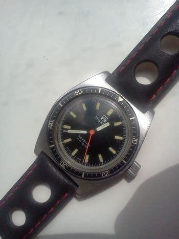 1970 s tissot seastar pr 516 sport diver collectors weekly