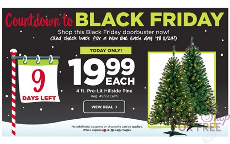 gallery of black friday christmas tree perfect homes