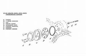 1968 Camaro Steering Wheel Assembly Diagram