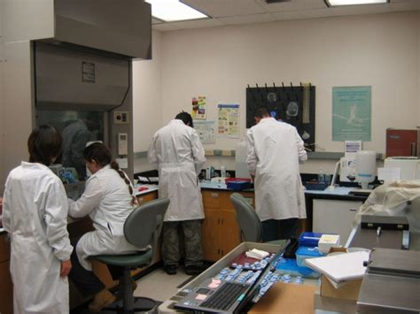 Histology Laboratory Environmental Science And Policy