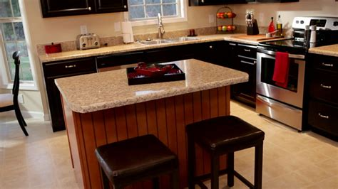 how to make a kitchen island out of a table 4 person kitchen island 9966
