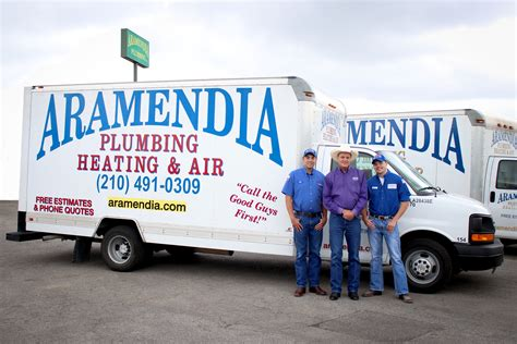 Aramendia  Plumbing & Hvac Services San Antonio, Tx. Graduate Programs Physical Therapy. Satellite Tv And Internet For Semi Trucks. Standard Plumbing Utah Cooking Schools Denver. Free Divorce Lawyers In Chicago. Network Area Storage Devices. Merchant Account Alternative. Dental Plans That Cover Orthodontics. Home Based Business Opportunity Leads