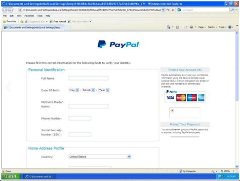 Email from PayPal? Don t Get Attached Check Point