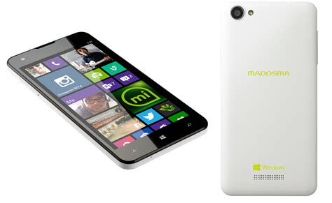 what of phone is this mouse computer unveils madosma windows phone for japanese