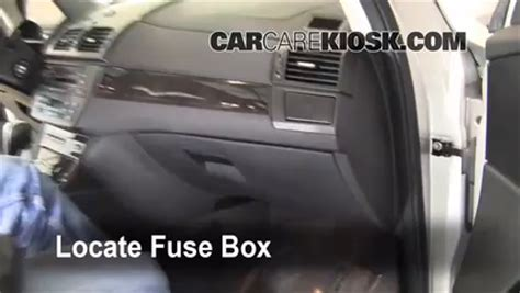 interior fuse box location   bmw   bmw