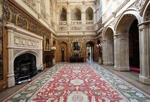 """Highclere Castle in Masterpiece's """"Downton Abbey"""" Series"""