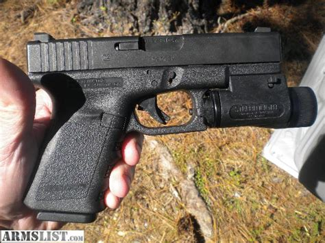 glock 23 tactical light armslist for trade glock 23 40 cal s w w
