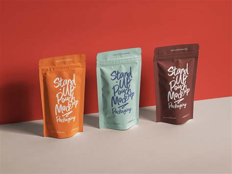 We have collected for you this amazing set of 77+ free psd cosmetic packaging mockups & premium version of different forms and shapes. Free Stand-Up Pouch Mockup (PSD) в 2020 г