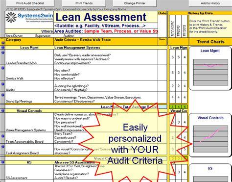 6s Audit Form Samples | Mungfali