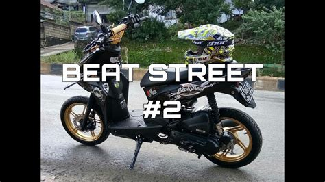 Modifikasi Beat Street 2 Youtube
