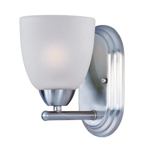 kohler forte transitional 1 light polished chrome wall sconce k 11365 cp the home depot