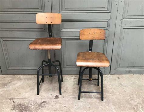 chaise d atelier ensemble de 5 chaises d 39 atelier bao