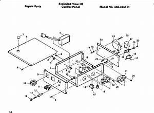 Craftsman Sears 4500 Watt Heavy Duty Portable Alternator
