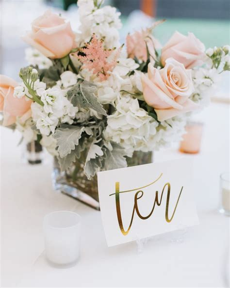 6 Tips to Keeping Your Centerpieces Chic Bridal shower