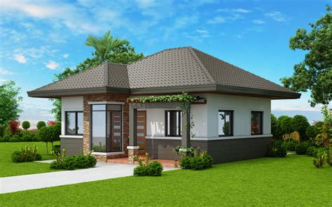 Two Bedroom Small House Plan Cool House Concepts