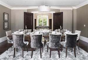 Appealing The Gray Velvet Dining Chairs Inside On Grey