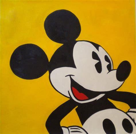 Falso Di Autore Mickey Mouse Di Warhol In Vendita