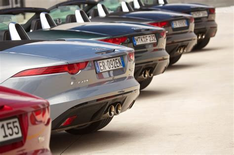 2014 Jaguar F-type First Drive Review
