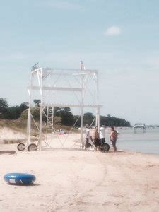 Boat Lift Out Of Water by Travels With Just One Snowbird And Friend Monday August