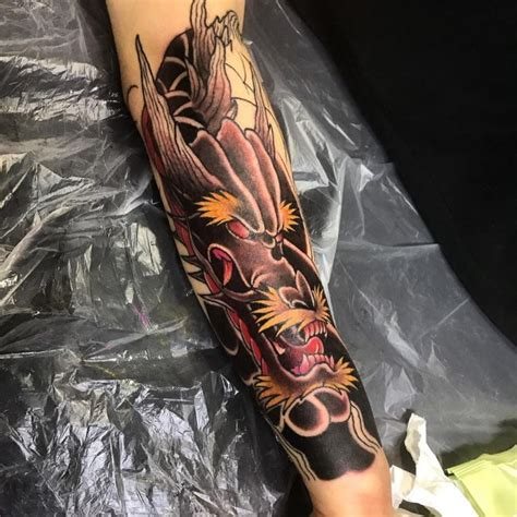 125+ Best Japanese Style Tattoo Designs & Meanings [2018]