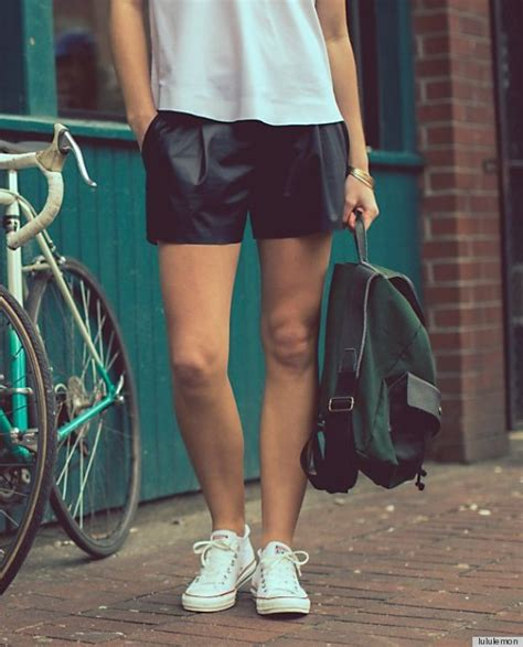 Lululemon Launches New Line Makes Workout Clothes Happy Hour-Friendly   HuffPost