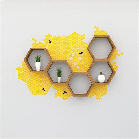 Define Etagere by Abeilles Et Hexagone 233 Tag 232 Res Mur 233 Tag 232 Re Sticker Set
