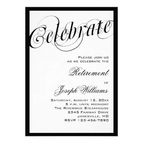 retirement party invitation templates images
