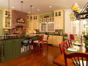 themes for kitchen decor ideas kitchen color ideas images