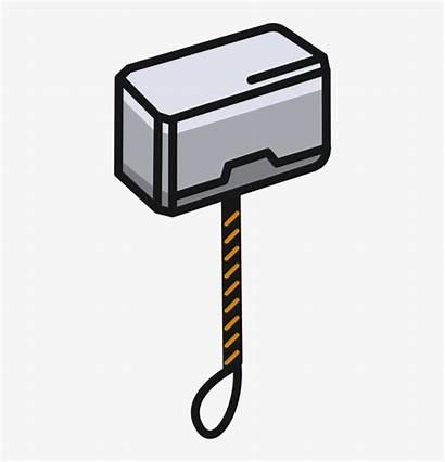 Hammer Thor Pngkey S5 Mjolnir Transparent