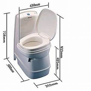 Thetford C200cw Cassette Toilet