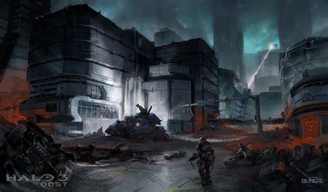 Halo Waypoint Halo 3 Odst