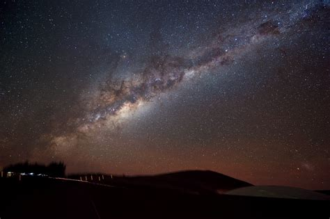 Amateur Observing Can The Milky Way Seen With
