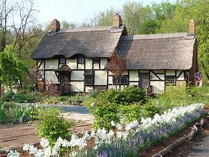 Old English Cottage Plans