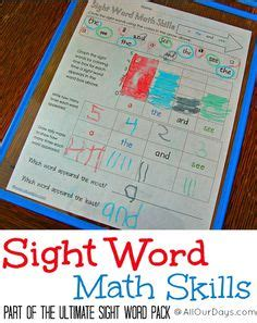 sight words pre primer images sight words words