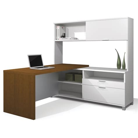 l shaped desk and hutch furniture wonderful l shaped computer desk with hutch for