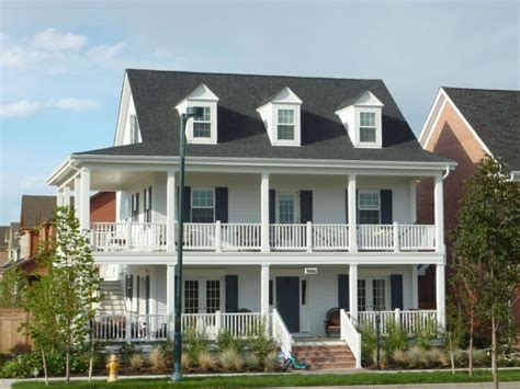 Two Story House With Wrap Around Porch by This 2 Story Wrap Around Porch Veranda Home