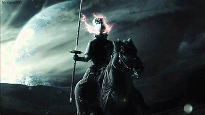 Templar Knights Epic Masonic Dark Horseman Knight