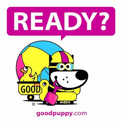 Puppy Children Behavior Giphy Early Ready Learning