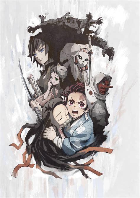 downloaded kimetsu  yaiba desktop wallpaper