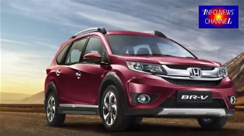 Review Honda Brv 2019 by The New Honda Brv 2019 Release Date And Price Of 14 000