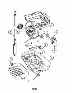 Genie Model 2562 Garage Door Opener Genuine Parts